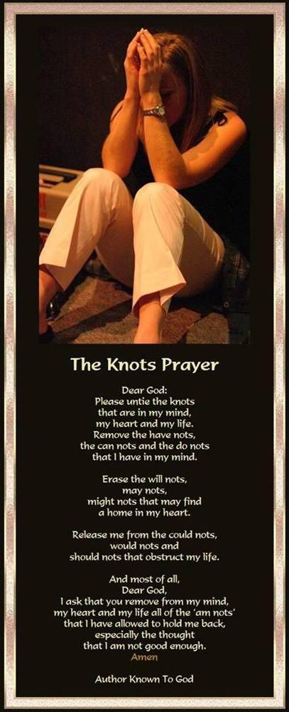 Knots-Prayer